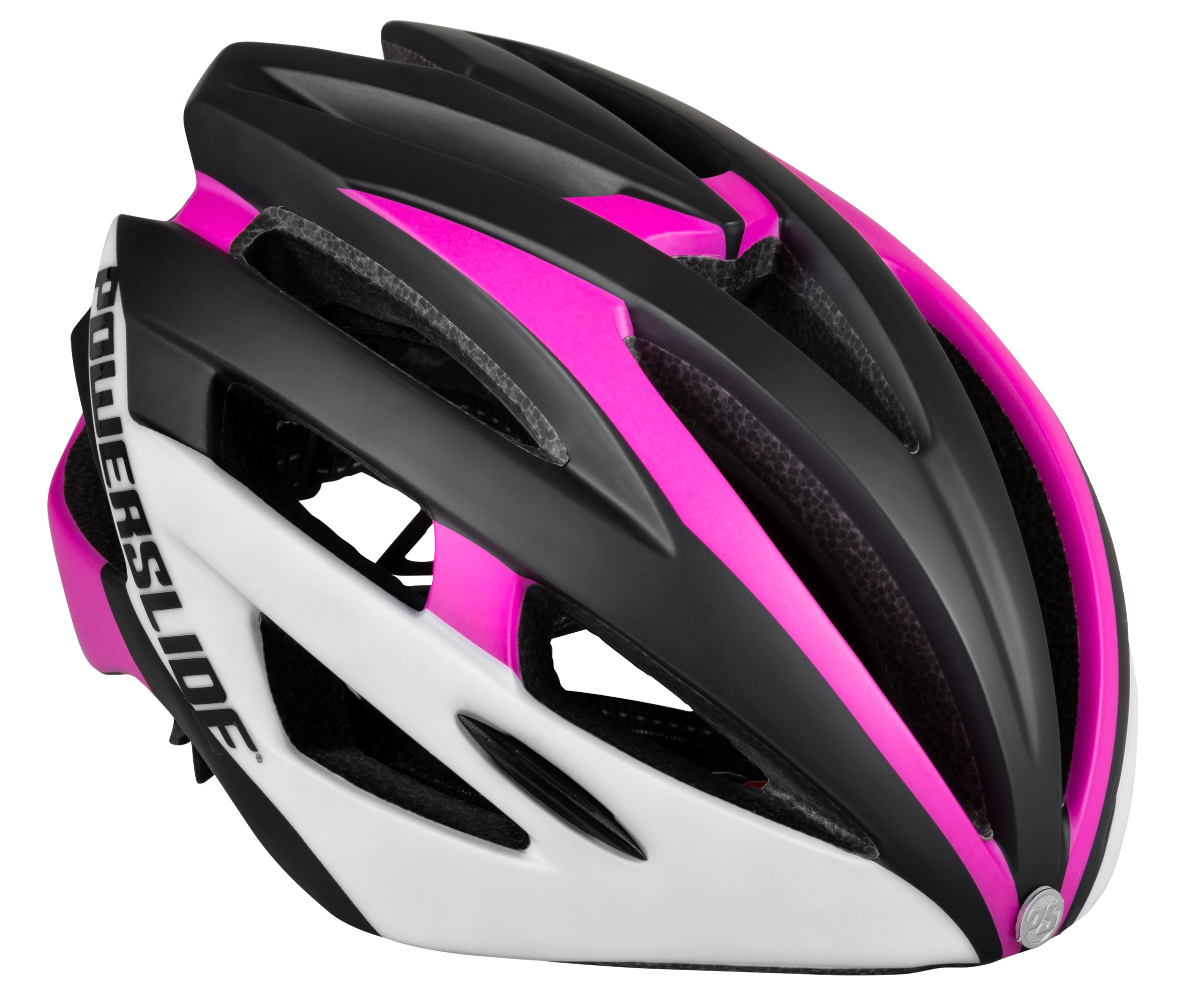 Helma Powerslide Race Attack pink - 50-54cm